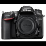 Nikon D7200 SLR Camera Body 24.2 MP CMOS 6000 x 4000 pixels Black