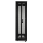 APC NetShelter SV rack 2209.6 lbs (1002.3 kg) Freestanding rack Black