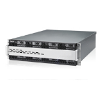 Thecus W16000 NAS Rack (3U) Ethernet LAN Black,Silver storage server
