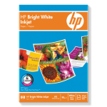 HP Bright White Inkjet Paper-500 sht/A4/210 x 297 mm printing paper
