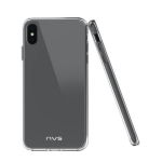NVS Quartz Case Slim, compact design for iPhone Xs Max - Clear
