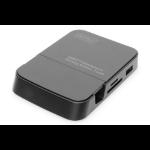 Digitus USB-C™ Smartphone Docking Station, 7 Port