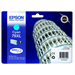 Epson C13T79024010 (79XL) Ink cartridge cyan, 2K pages, 17ml