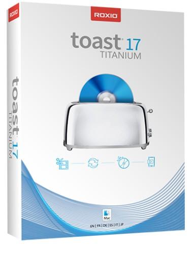 Corel Roxio Toast 17 Titanium