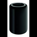 Apple Mac Pro 3.5 GHz Intel® Xeon® E5 Family E5-1650V2 Black Desktop Workstation
