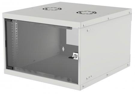 Intellinet 714150 rack Wall mounted rack 6U Grey