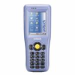 "Unitech HT682 2.8"" Touchscreen Black handheld mobile computer"