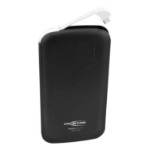 Ansmann Powerbank 10.8 power bank Black Lithium Polymer (LiPo) 10000 mAh