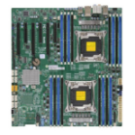 Supermicro X10DAi Intel C612 Socket R (LGA 2011) Extended ATX server/workstation motherboard