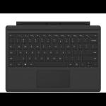 Microsoft R9Q-00046 Microsoft Cover port QWERTY Danish,Finnish,Norwegian,Swedish Black mobile device keyboard