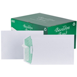 Basildon Envelopes Pocket Peel and Seal 120gsm White C5 [Pack 500]