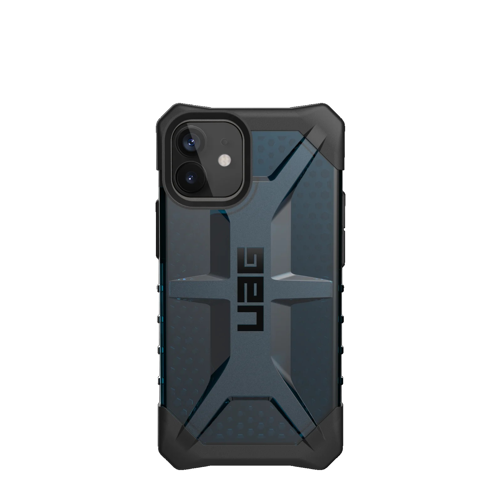 "Urban Armor Gear Plasma funda para teléfono móvil 13,7 cm (5.4"") Negro, Azul, Translúcido"