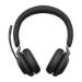 Jabra Evolve2 65, MS Stereo Auriculares Diadema Negro