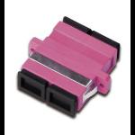 Digitus DN-96018-1 fibre optic adapter SC/SC Violet 1 pc(s)