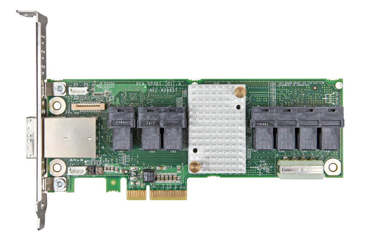 Intel RES3FV288 controlado RAID PCI Express x4 12 Gbit/s