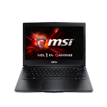 "MSI Gaming GS30 2M-205UK Shadow 2.7GHz i7-5700HQ 13.3"" 1920 x 1080pixels Black Notebook"