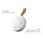 Generic TicHome Mini Smart Speaker White with Google Assistant