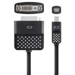 Belkin MiniDisplayPort - DVI m/m Black