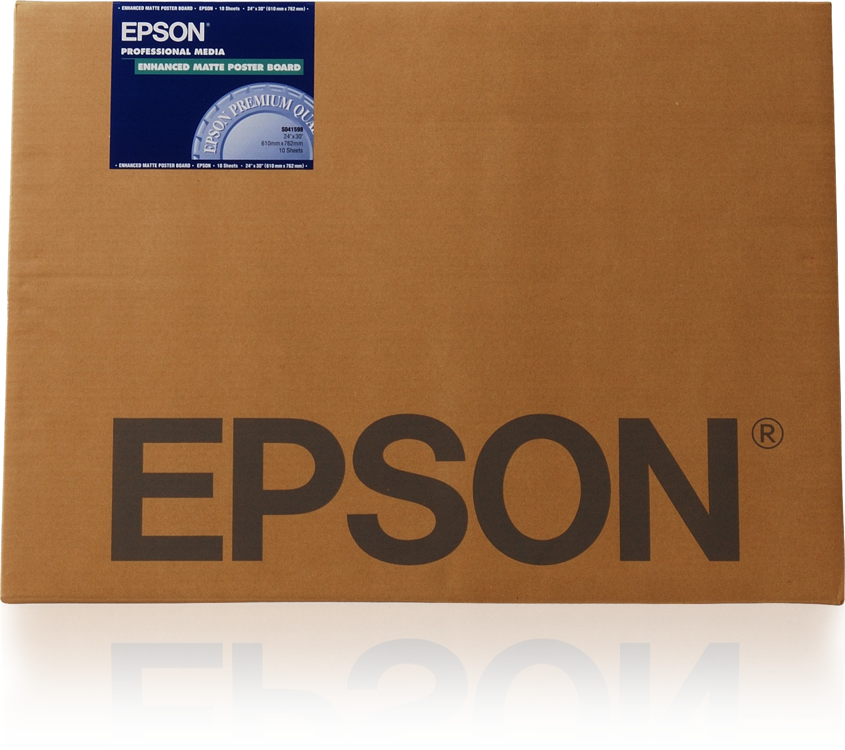"Epson Enhanced Posterboard, 30"" x 40"", 1130g/m² large format media"