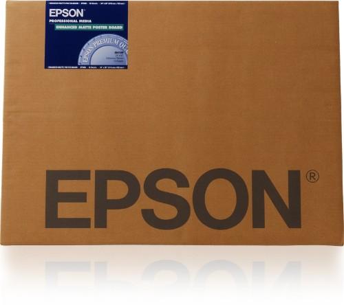 Epson Enhanced Matte Posterboard, 30