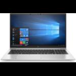 """HP EliteBook 850 G7 DDR4-SDRAM Notebook 39.6 cm (15.6"""") 1920 x 1080 pixels 10th gen Intel® Core™ i7 8 GB 256 GB SSD Wi-Fi 6 (802.11ax) Windows 10 Pro Silver"""