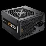 Corsair Builder Series VS550, 550 Watt Power Supply, AU Version