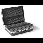 Bosch CCSD-TCD equipment case Briefcase/classic case Black, Silver
