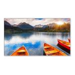 "NEC MultiSync X555UNV signage display 55"" LCD Full HD Digital signage flat panel Black"