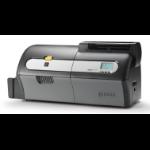Zebra ZXP7 plastic kaart printer Verf-sublimatie/thermische overzetting Kleur 300 x 300 DPI
