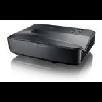 Optoma ZH420UST data projector Desktop projector 4000 ANSI lumens DLP 1080p (1920x1080) 3D Black