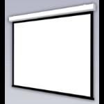 Metroplan RPE25V 4:3 White projection screen