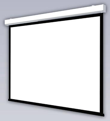 Metroplan RPE25V projection screen 4:3