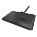 Trust PANORA graphic tablet 250 x 150 mm USB Black