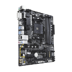 Gigabyte GA-AB350M-DS3H V2 (rev. 1.1) motherboard Socket AM4 Micro ATX AMD B350