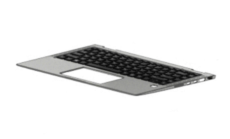 HP L41040-051 notebook spare part Keyboard