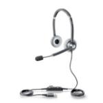 Jabra UC Voice 750 MS Duo Dark Binaural Head-band Black headset