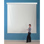 Metroplan 213514 1:1 White projection screen