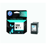 HP CB335EE (350) Printhead black, 200 pages, 5ml
