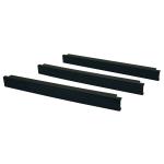 Tripp Lite 1U Blanking Panel Kit, Toolless-Mounting, 200 pieces