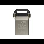 Team Group C162 32GB USB 3.0 (3.1 Gen 1) Type-A Black, Silver USB flash drive