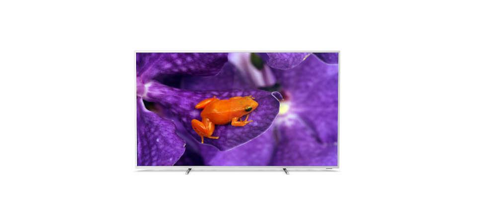 "Philips 75HFL6114U/12 TV 190.5 cm (75"") 4K Ultra HD Smart TV Wi-Fi Silver"