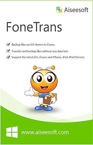 Avanquest Aiseesoft FoneTrans 1 Lizenz(en) Elektronischer Software-Download (ESD) Deutsch