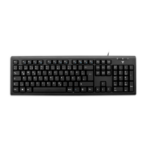 V7 USB/PS2 Wired Keyboard – DE