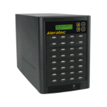 Aleratec 330122 media duplicator USB flash drive/USB hard drive duplicator 31 copies Black