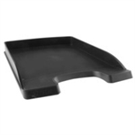 Leitz 52370095 desk tray Plastic Black