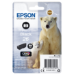 Epson Polar bear Cartucho 26 negro foto