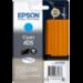 Epson Cyan 405 DURABrite Ultra Ink Compatible Cian 1 pieza(s)