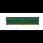 Dataram 16GB DDR4-2400 UDIMM ECC UNBUFF PC-Speicher/RAM 2400 MHz