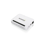 iogear GWFRSDU2 USB 2.0 White interface hub