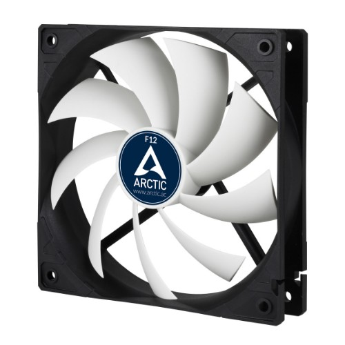 ARCTIC F12 3-Pin fan with standard case